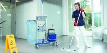 Уборка медицинских центров